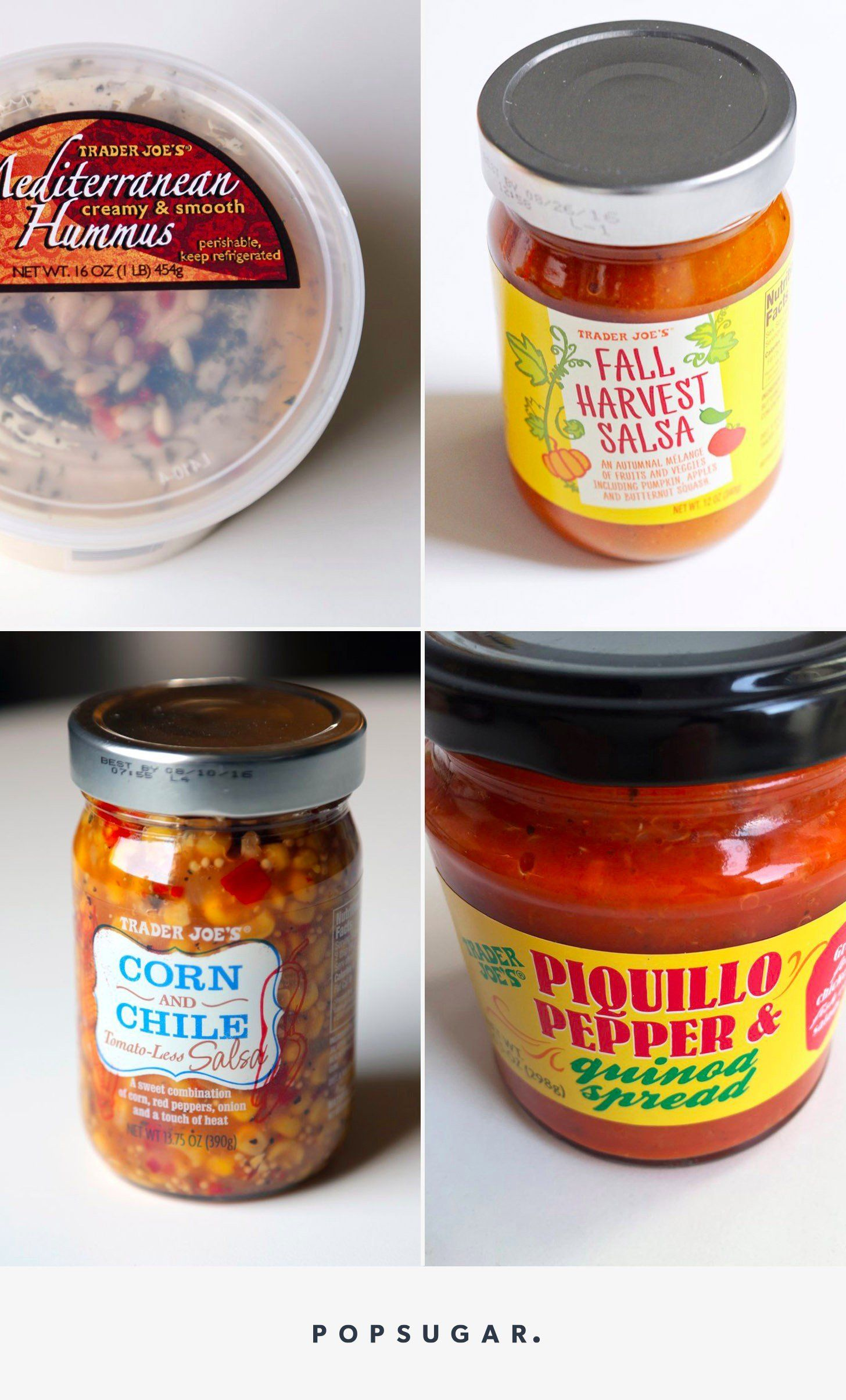 30 Tasty Trader Joe's Dips That Deserve a Spot in Your