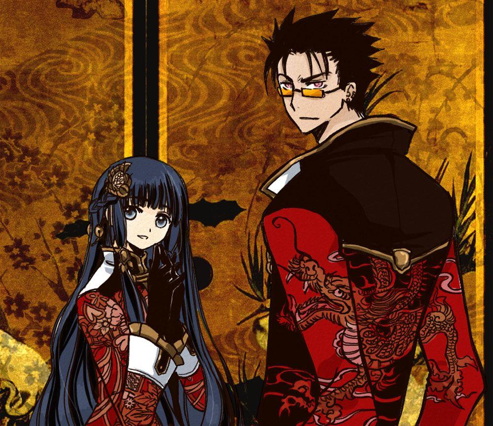 Tsubasa Chronicles Kurogane And Tomoyo Manga