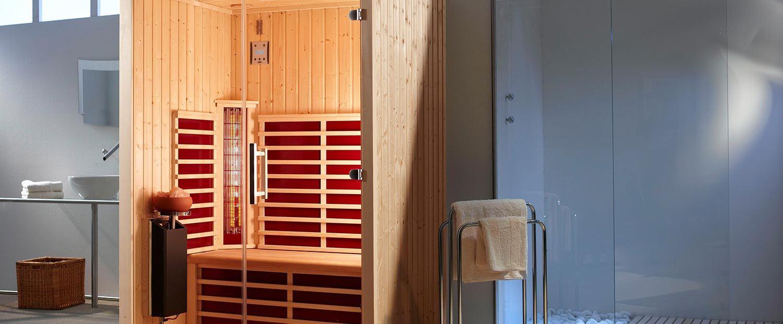 infrarotkabine wellness gesundheit infrarotsauna sauna w rmekabine w rme winter herbst. Black Bedroom Furniture Sets. Home Design Ideas