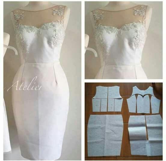 vestido de novia | guardados rápidos | patrones de vestidos, moldes