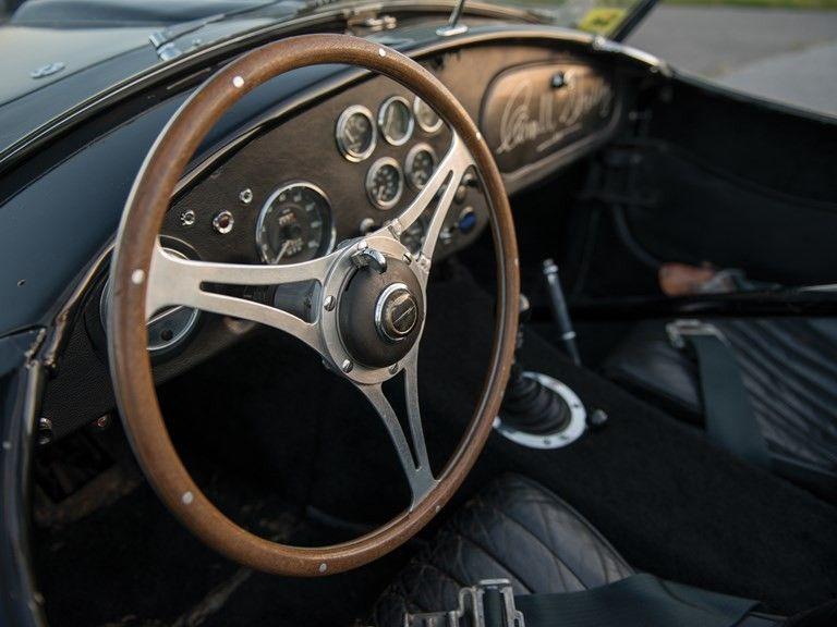 1963 Shelby 289 Cobra Csx2075 Vintage Sports Cars Shelby Cobra
