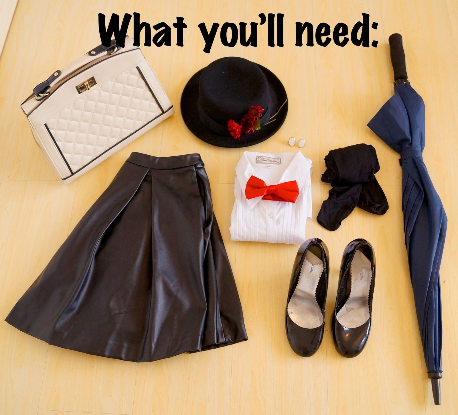 Homemade Costume Ideas : mary poppins costume idea  - Germanpascual.Com
