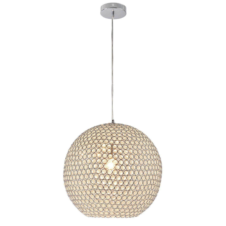 Kugel Luster Deckenleuchte Deckenlampe Crystal Von Lux Pro