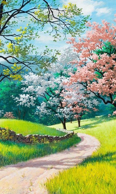Stunning! Landscape wallpaper, Anime scenery, Landscape