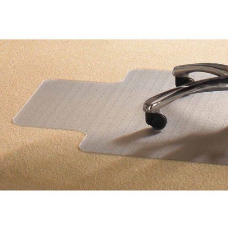 Mammoth Office Products PVC Chair Mat for Standard Pile Carpet, 36 x