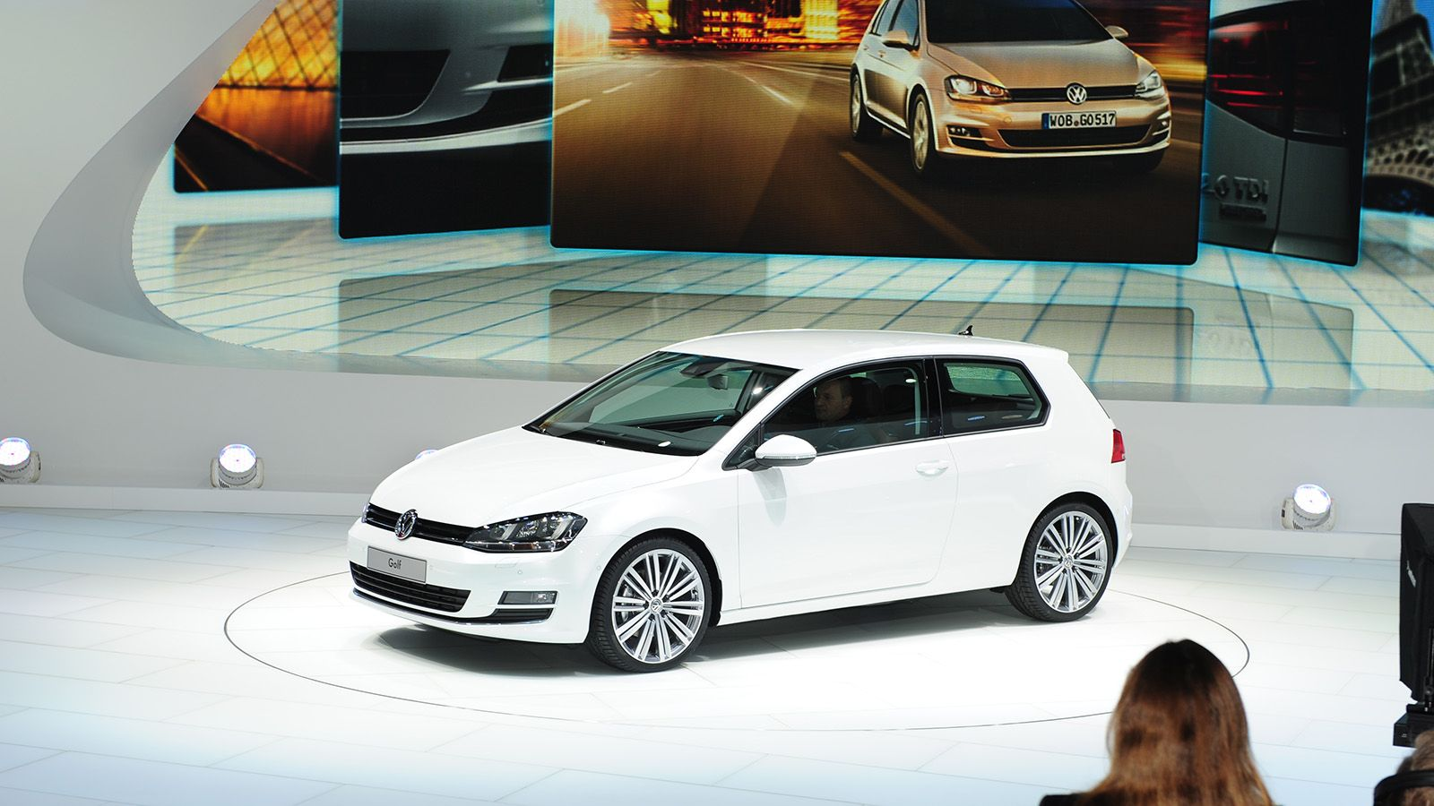 2014 Golf Gti Say Guten Tag To A More Powerful Hot Hatch Golf