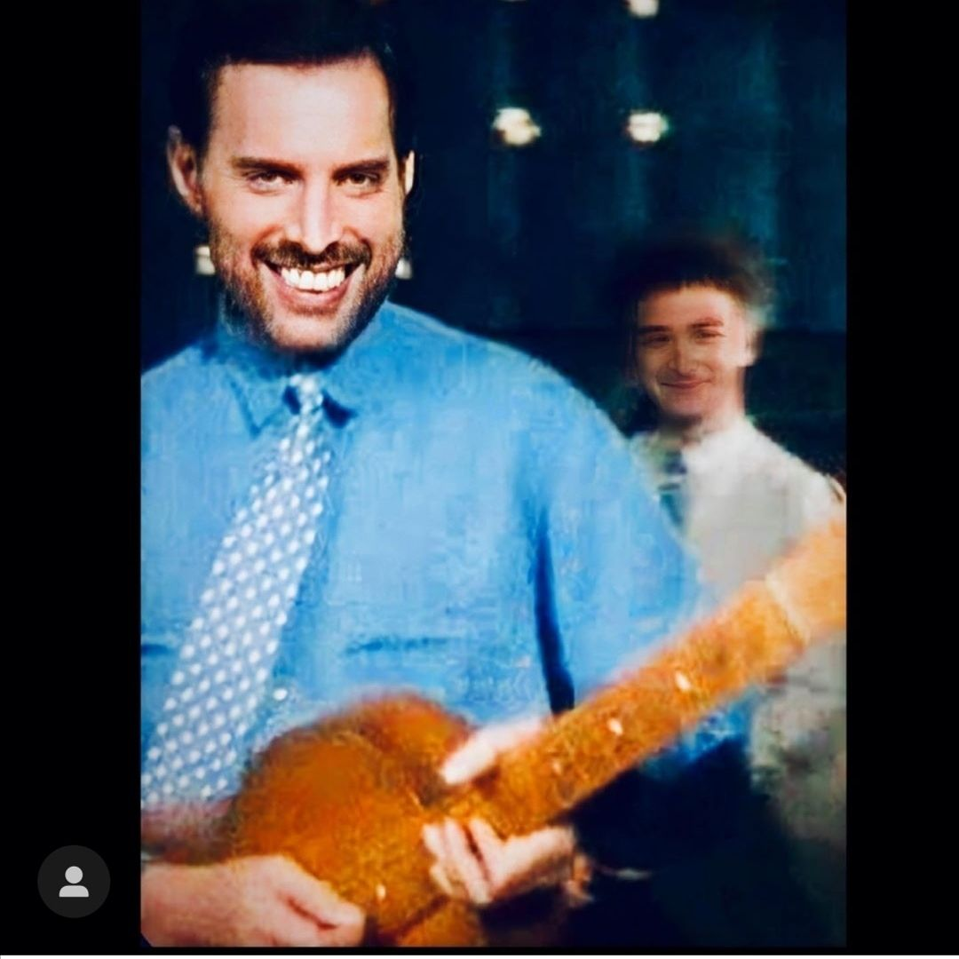 "Freddie Mercury Love on Instagram: ""Freddie Mercury legend"