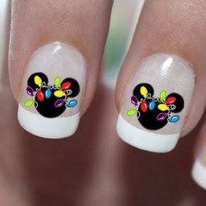 christmas disney nail designs google search httpcelebnewspluscom disney christmas - Disney Christmas Nails
