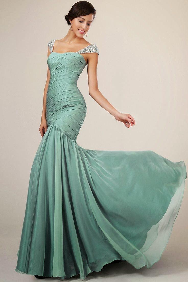 f0c427845 Modelos de Vestidos de Fiesta de Promoción   Vestidos para tu Fiesta ...