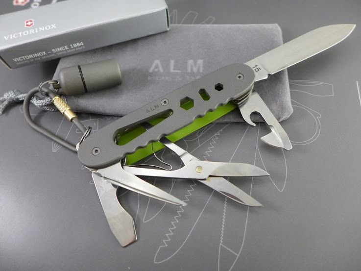Sweet Swiss Army Knife Modification Someone Should Make