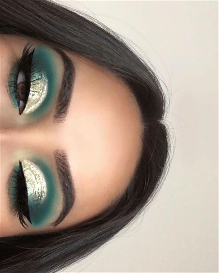 Photo of vacaciones de Maquillaje verde – 50 Impresionante de Navidad Verde de Sombra de ojos Maquillaje Ideas Mu…