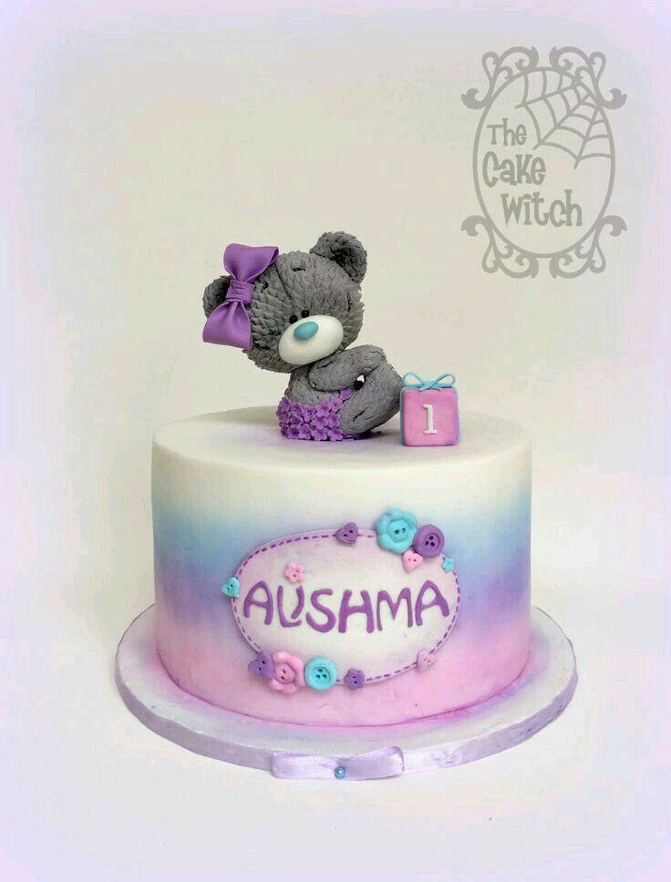 Teddy Bear Cakes, Teddy Bears, Children Cake, Cupcake Art, Crazy Cakes, Kid  Cakes, Baby Shower Cakes, Cake Pop, Cake Designs