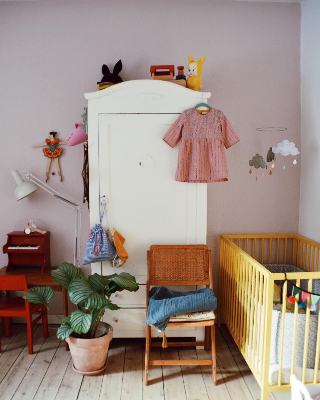 Colourful nursery | Kids room inspiration, Kids bedroom ...