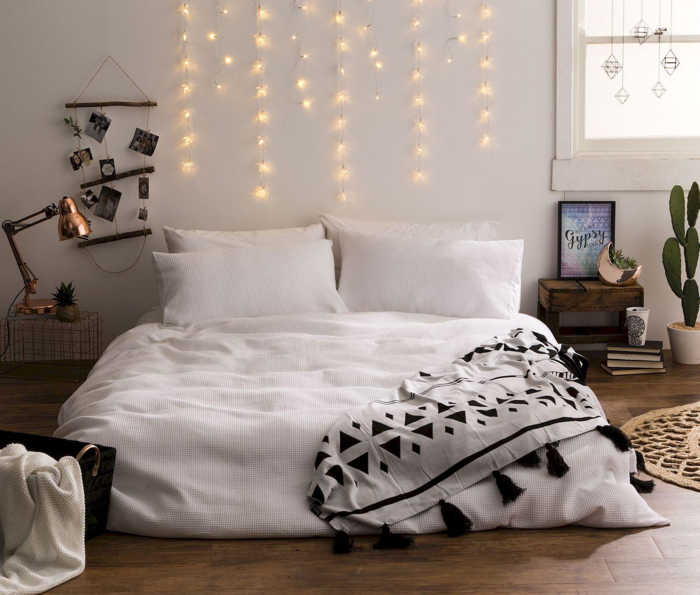 Romantic winter bedroom lighting decoration lighting pinterest