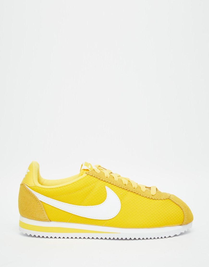 eb0a6c941b3d Bild 2 von Nike – Maize Cortez – Klassische gelbe Sneakers
