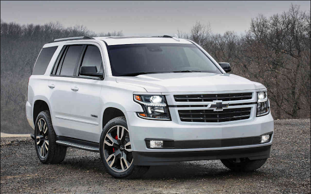 2020 Chevrolet Tahoe New Concept Features Efficiency Price