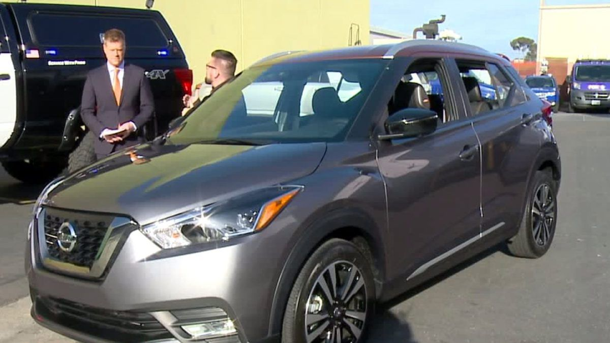 The 2019 Nissan Kicks Debuted In San Diego Yesterday Check Out Nik Miles Fox 5 San Diego S Auto Expert As He Takes A Look Nissan San San Diego