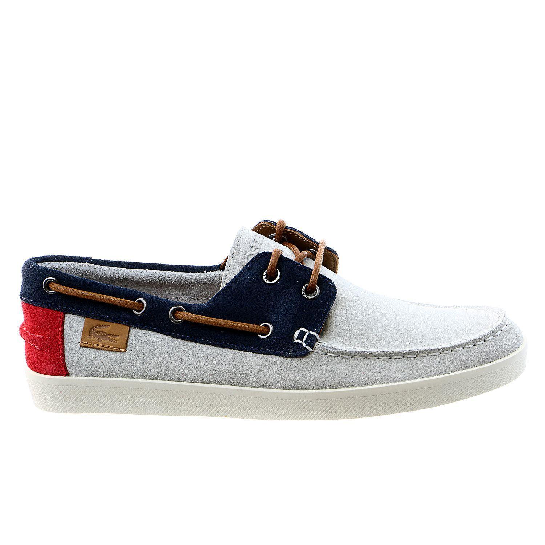separation shoes 49c10 37ee7 Lacoste Keellson 6 Fashion Sneaker Boat Shoe - Mens