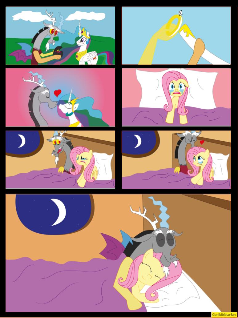the Nightmare of Fluttershy | Cartoons | Fluttershy, Mlp