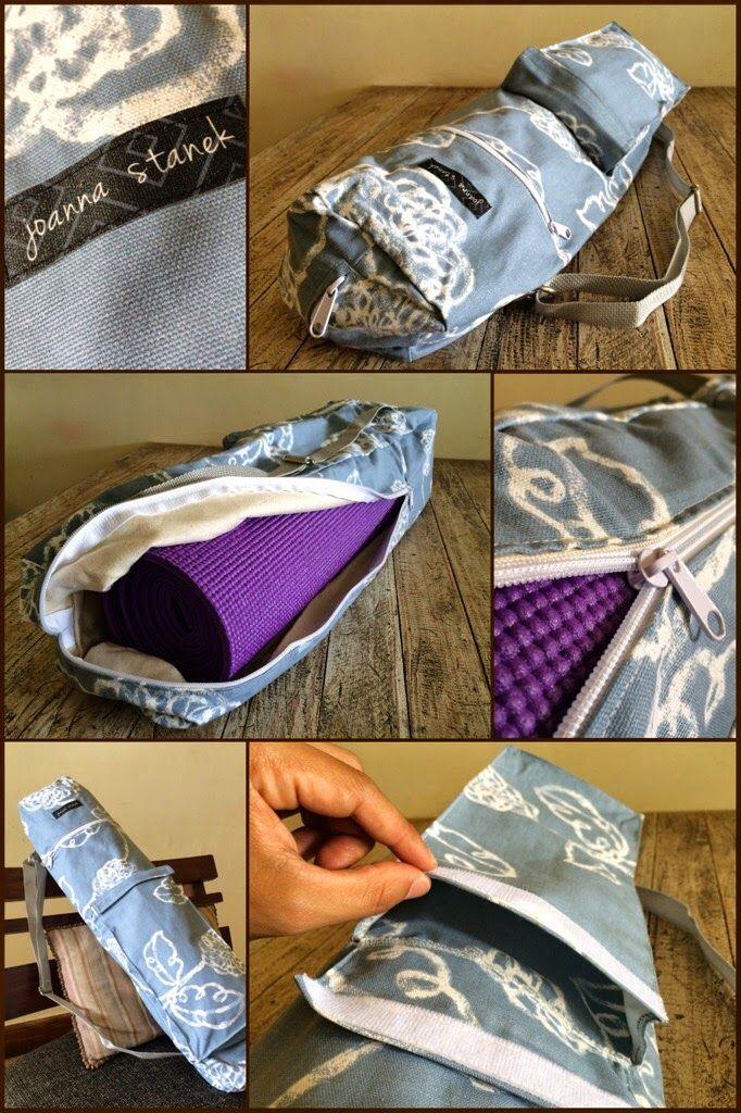 Yoga Bags By Joannastanek1 Etsy