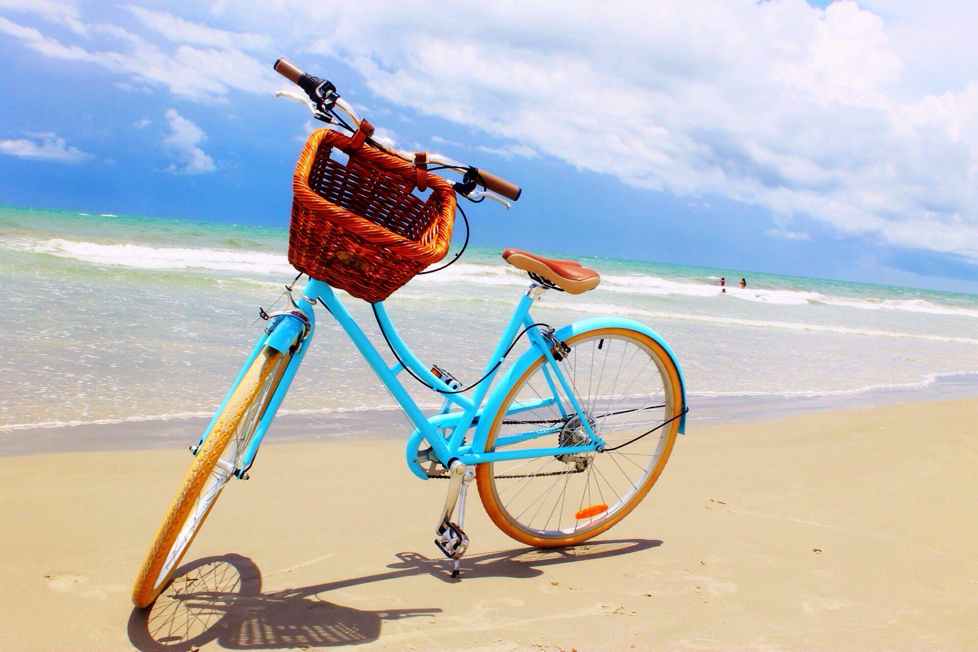 Beach life beach bicycle dutch bike city bike