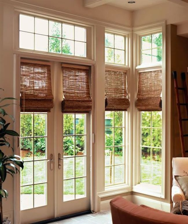 French Doors Can Be An Elegant Component Or Focal Point Of