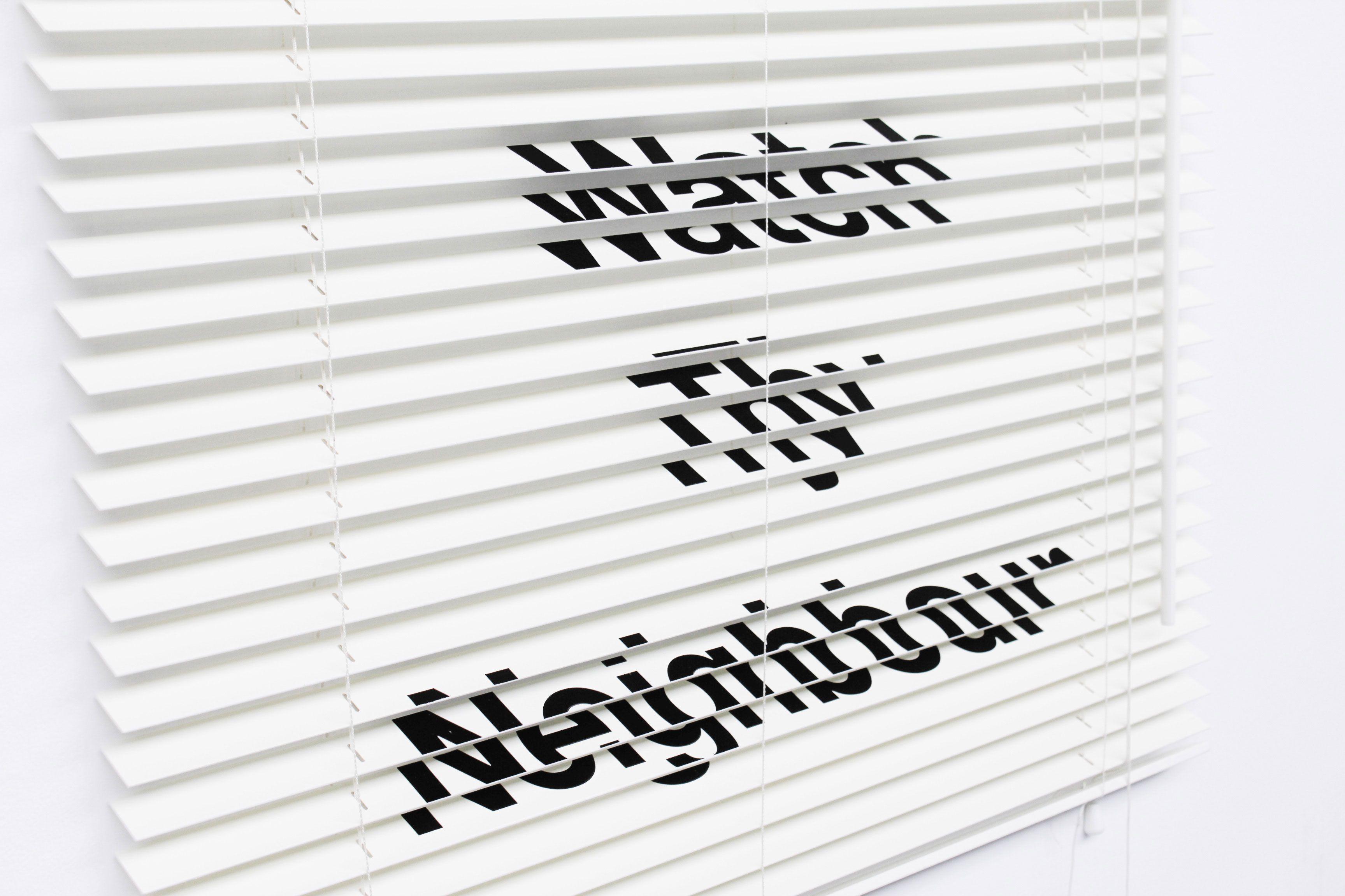 Watch Thy Neighbour - Cj Brown