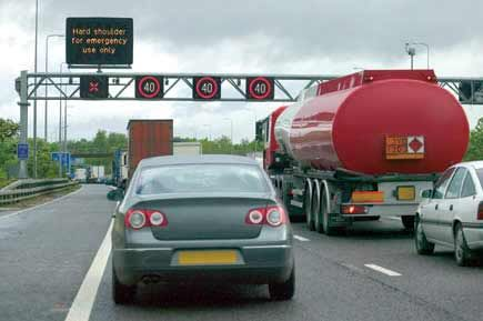 Highway Code Rules Motorways
