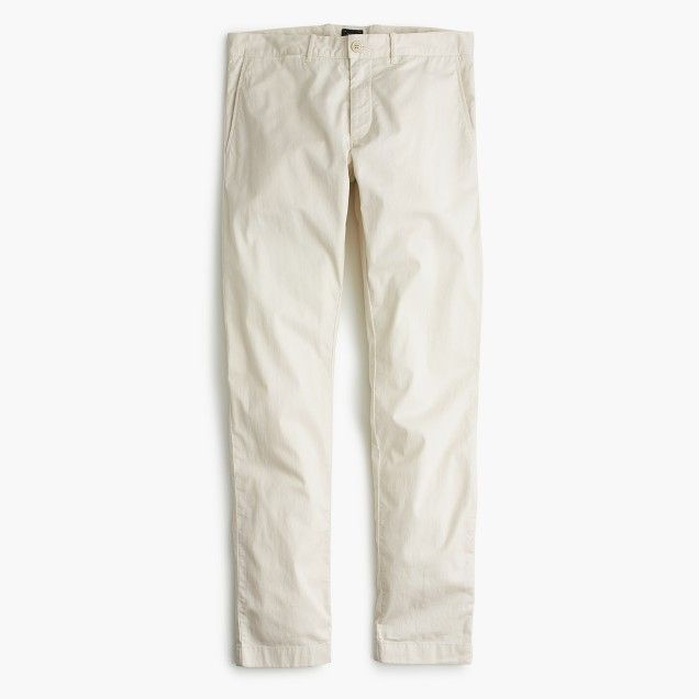 51e96cfe9018 Lightweight garment-dyed stretch chino pant in 484 slim fit ...