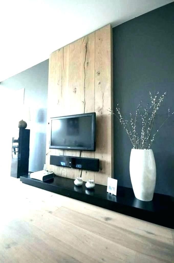 meuble tv accroche au mur accroche tele
