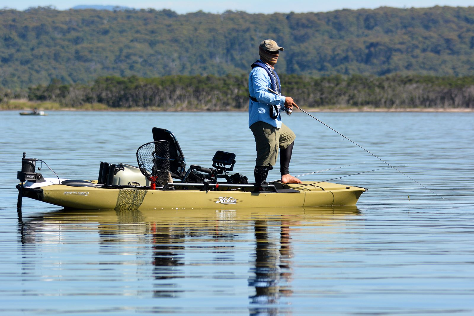 Mirage pro angler 14 kayak fishing pinterest kayak for Best fly fishing kayak