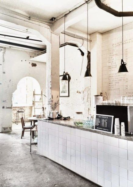 Mooiste Coffee Shops  Dining Around The World  Pinterest Interesting Coffee Shop Kitchen Design Review
