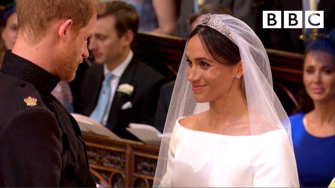 Royal Wedding Youtube.Stand By Me Prince Harry And Meghan Markle Exchange Vows The