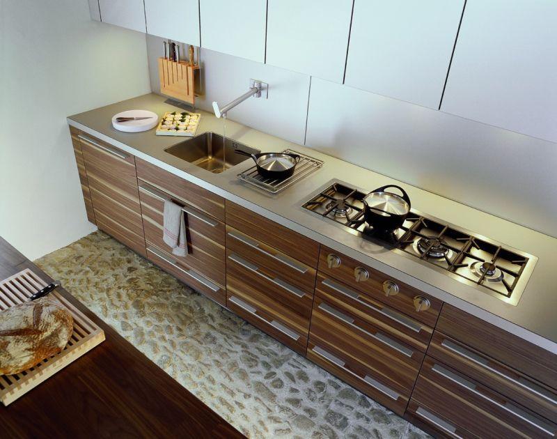 Bulthaup B 3 - Küche von Bulthaup Küchenzeilen, Ausfallen und Steine - Die Schönsten Küchen