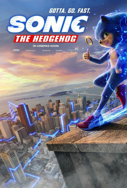 Sonic O Filme Novo Poster Filmes Online Gratis Filmes Completos Gratis Filmes Completos E Dublados