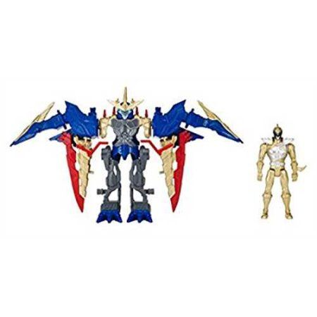 Rangers Dino Super Charge - Deluxe Ptera Zord Armor Ranger Action ...