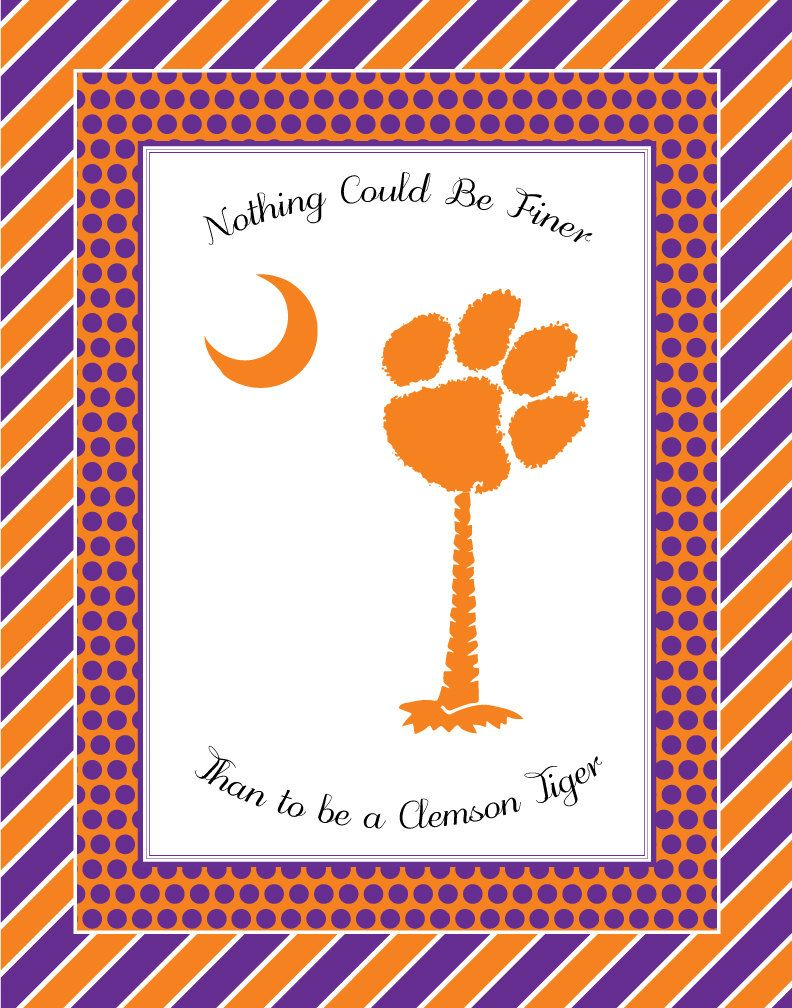 Clemson For anne-Marie & Brooke