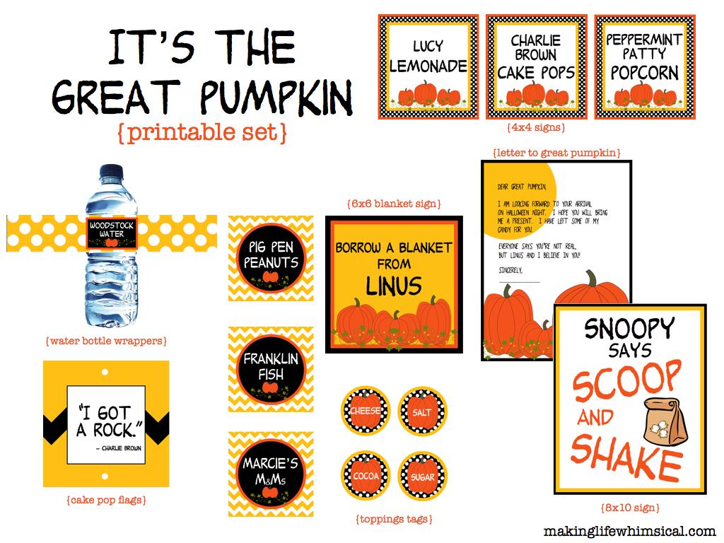 It S The Great Pumpkin Charlie Brown Movie Night Free