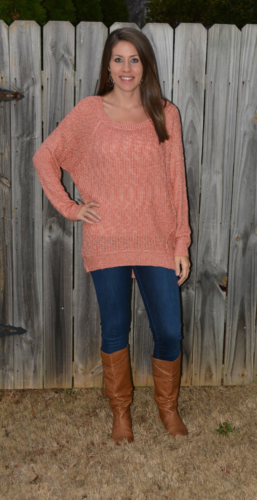 Merry Be Sweater from Lundy's Boutique