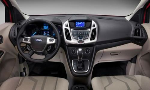 2016 Ford Transit Connect Interior Ford Transit Ford Connection