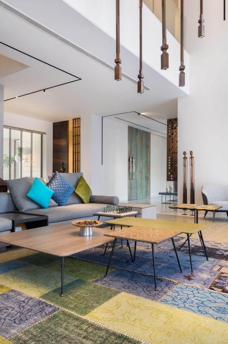 un salon original et color l couleurs tendances l dcoration dintrieure l inspirations