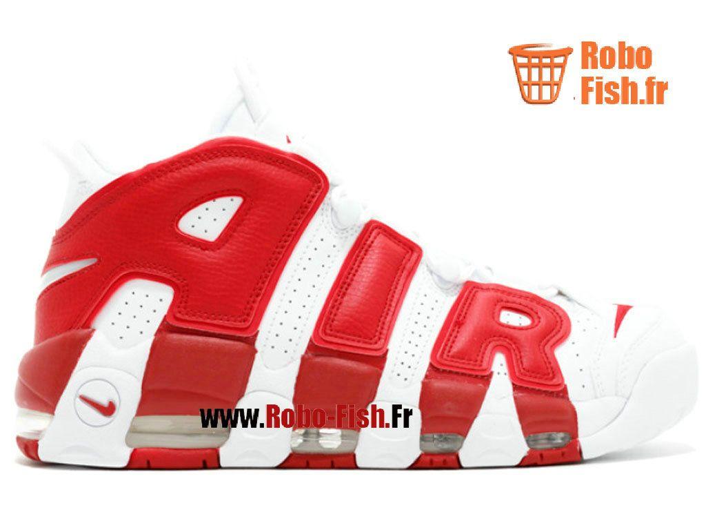 Nike Air More Uptempo Chaussure de Basket ball Pas Cher