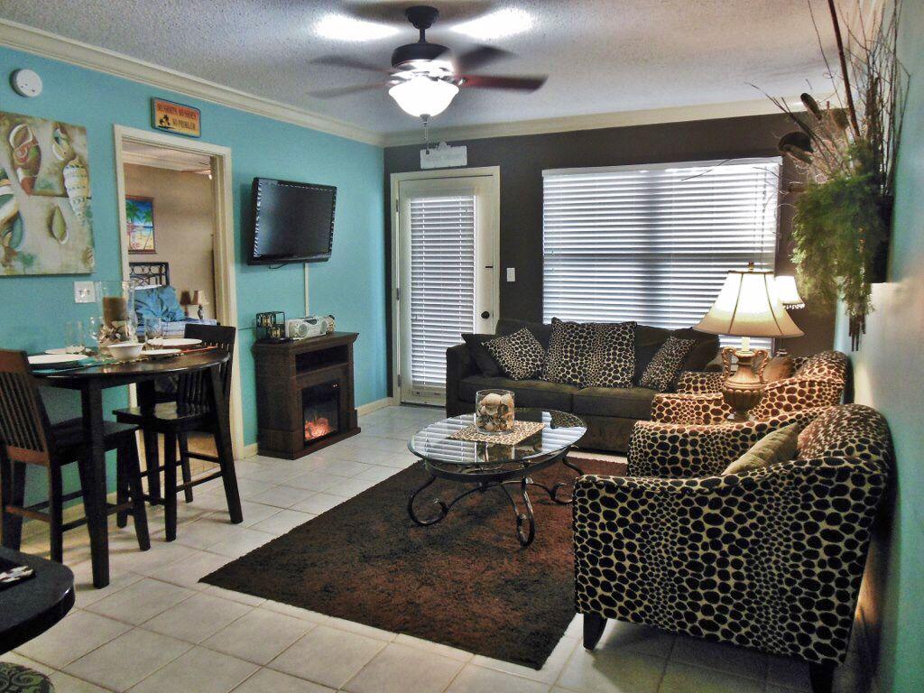 Island Sunrise 361 2 bedroom 2 bathroom 427 East Beach Blvd Gulf
