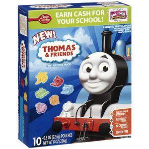 Thomas Fruit Snacks Thomas The Train Birthday Party Thomas Birthday Parties Boy Birthday Parties