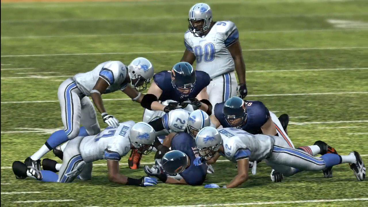 Madden NFL 10 PC Madden nfl, Nfl, Nfl players