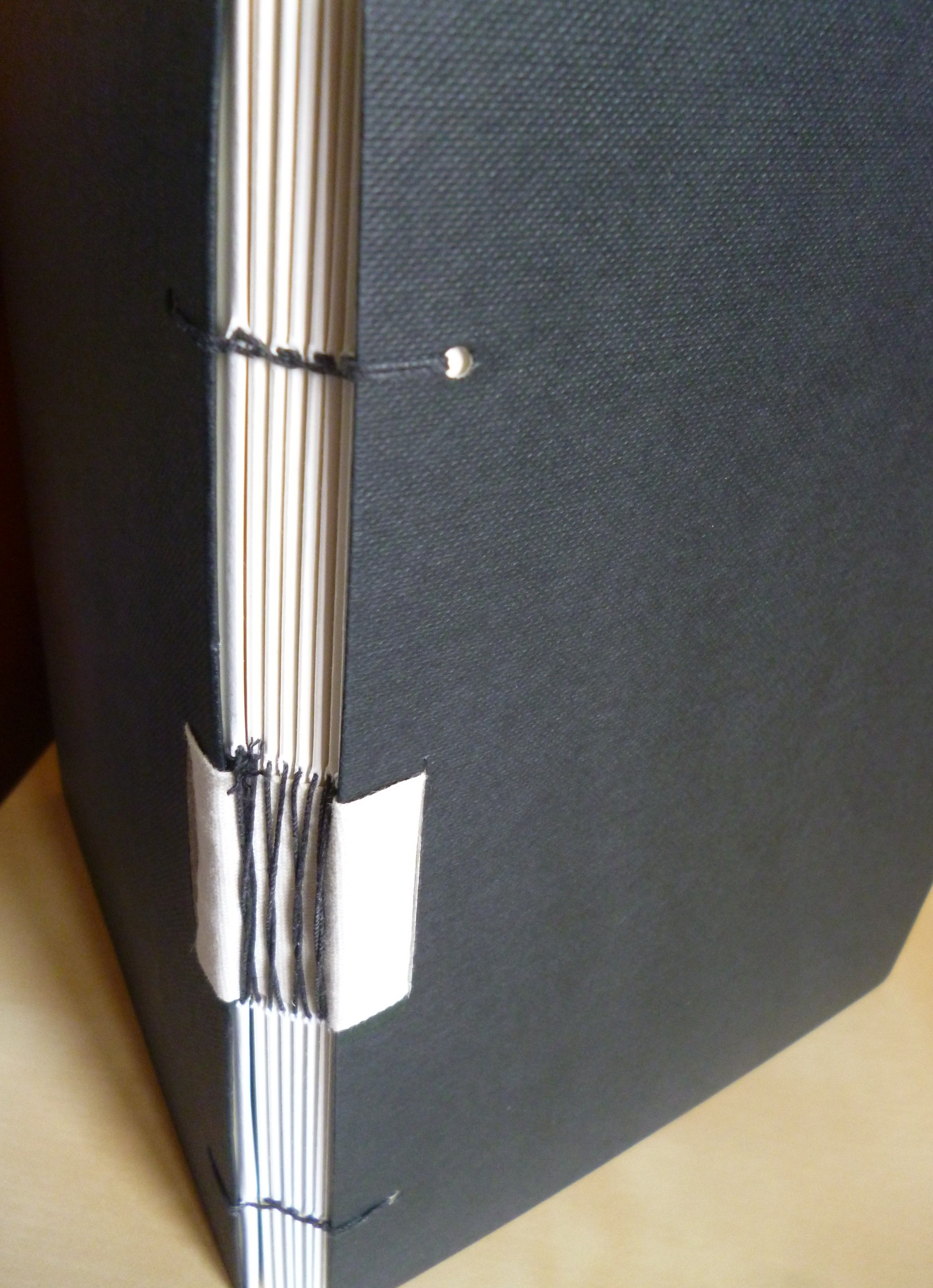 Coptic And French Stitch Binding With Tape Stationery Paper Stitching Techniques Book Binding