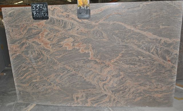 Juparana Colombo Granite Countertop