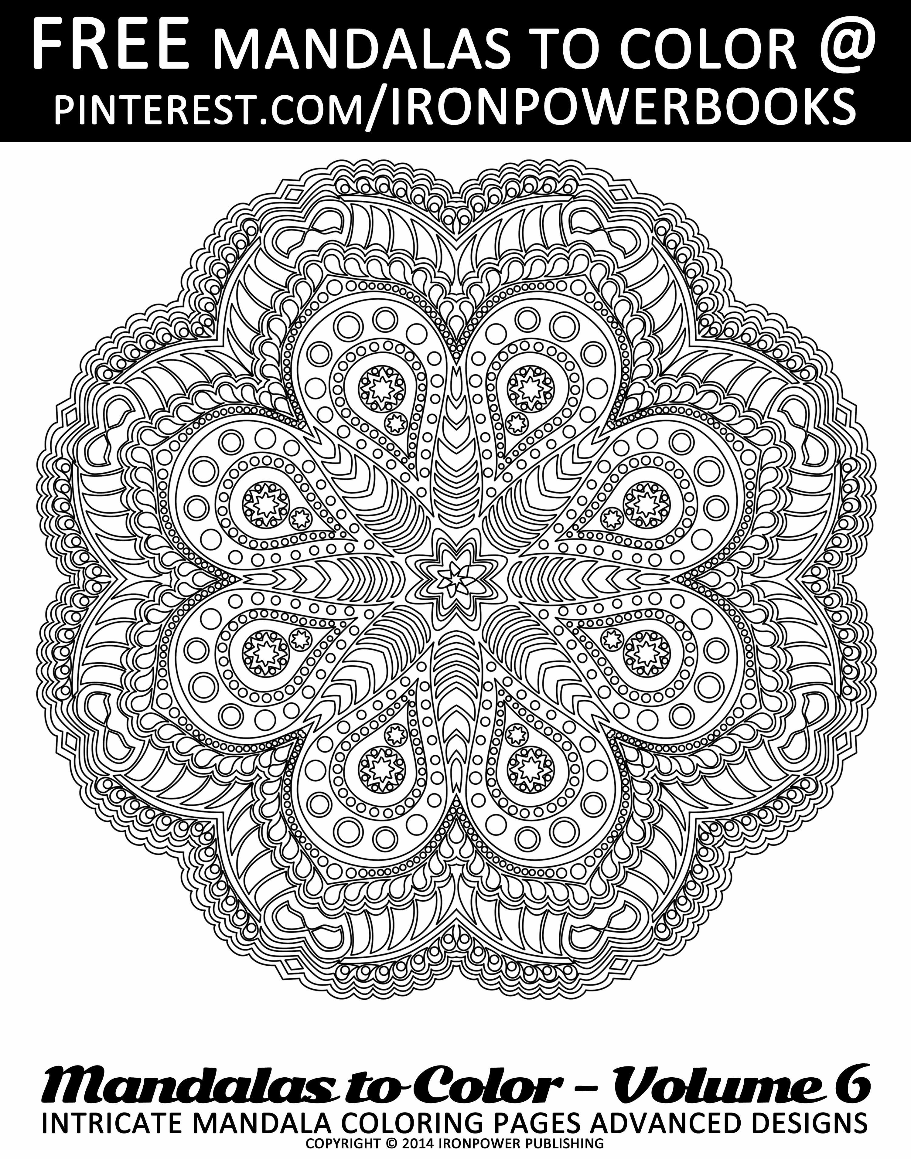 coloring pages intricate - photo#12