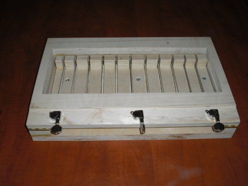 Handmade Wooden Multi Wire Soap Cutter Hdpe Oak Baltic Etsy