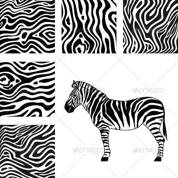 Zebra And Texture Of Zebra Zebra Art Zebra Fauna Illustration
